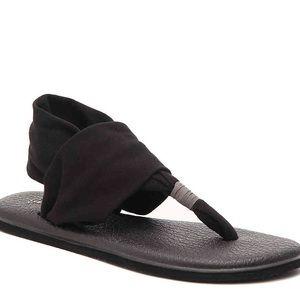 Sanuk Yoga Slingback Sandals